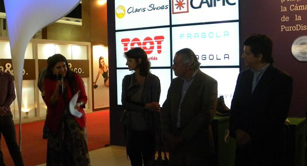 EFICA 89 Entrega de Premios del 2° Concurso Nacional de Diseño de Calzado – Ministerio de Industria de la Nación