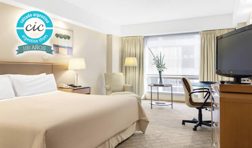 Hoteles con tarifas promocionales