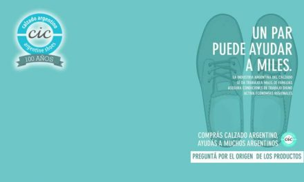 Comprá calzado Argentino