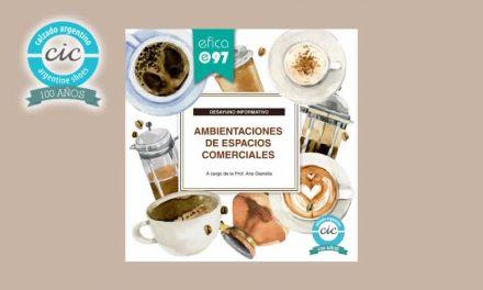 Desayuno Informativo: Ambientaciones de Espacios Comerciales