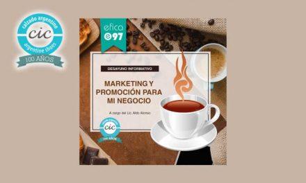Desayuno Informativo: Marketing y Promoción para mi Negocio