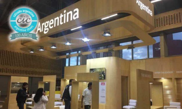 Calzado Argentino en IFLS – Corferias, Bogotá, Colombia