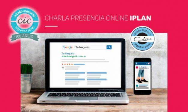 Charla presencial google y facebook