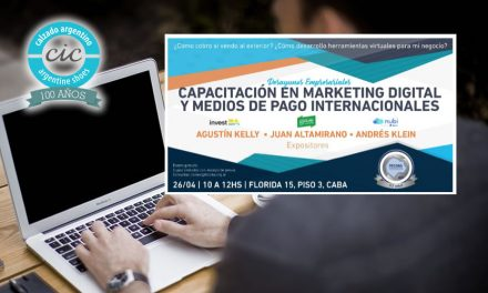 Desayunos Empresariales | Marketing Digital y Medios de Pago Electrónicos Internacionales