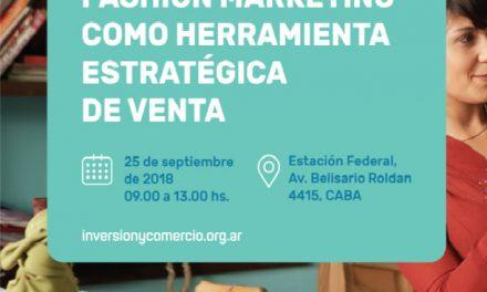 FASHION MARKETING COMO HERRAMIENTA ESTRATEGICA DE VENTAS.