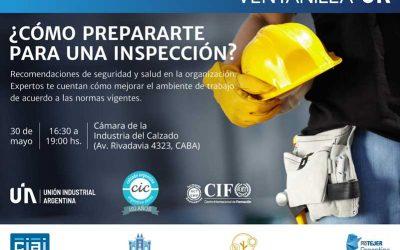 ¿Cómo prepararte para una inspección?