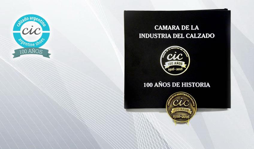 LIBRO de los 100 AÑOS de la CIC.