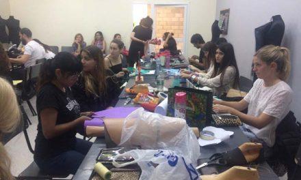 CLASE ABIERTA CARRERA DE DISEÑO DE CALZADO en la UNIVERSIDAD DE PALERMO