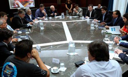 Sica se reunió con cámaras y referentes de los sectores textil, calzado y marroquinería