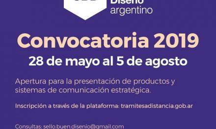 Sello Buen Diseño Argentino