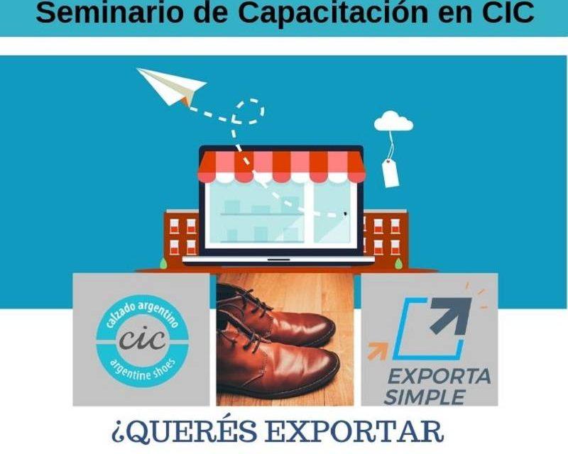 ¿Querés Exportar Calzado?