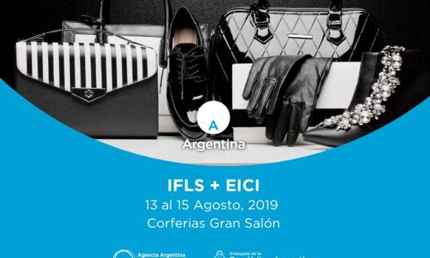 Calzado Argentino en la expo más importante de Colombia