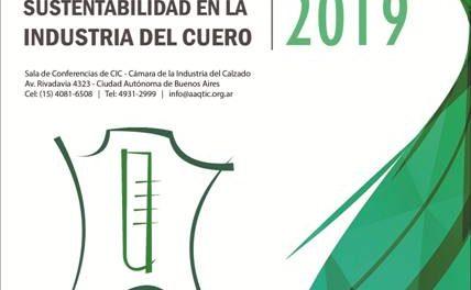 Jornada de innovación y sustentabilidad en la Industria del cuero