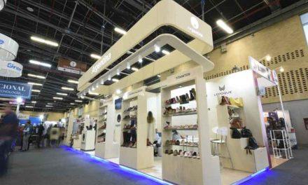 Felicitamos a las empresas argentinas que representaron a la industria del calzado en Colombia!