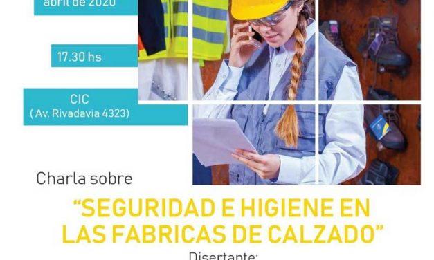 Seguridad e Higiene en las Fábricas de Calzado